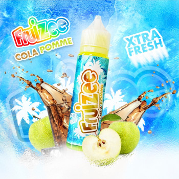 Cola Pomme (50ml) Plus e Liquid by Fruizee