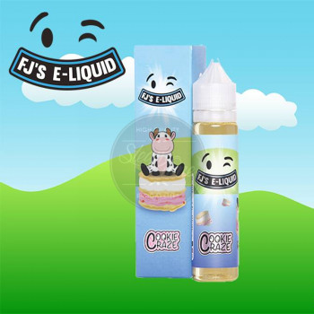 Fu(:k Jerry's Cookie Monsterz (50ml) Plus e Liquid