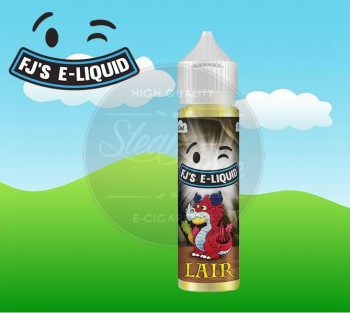 Fu(:k Jerry's Lair (50ml) Plus e Liquid