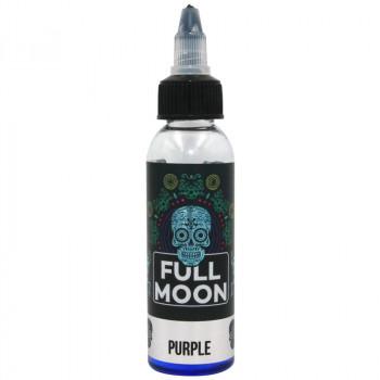 Purple (50ml) Plus e Liquid by Full Moon