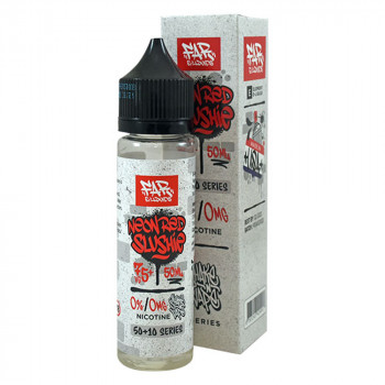 Neon Red Slushie 50ml Shortfill Liquid by FAR Element
