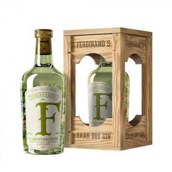Ferdinand Saar Gin 7th Anniversary Edition 44% - 500 ml