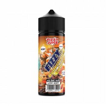 Butterscotch Coffee 100ml Shortfill Liquid by Fizzy Juice