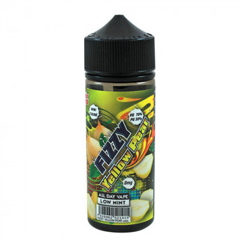 Yellow Pear 100ml Shortfill Liquid by Fizzy Juice