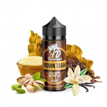 Brown Tabak 20ml Longfill Aroma by Flaschendunst