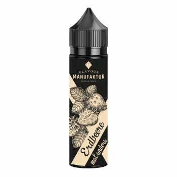Erdbeere mal anders 20ml Longfill Aroma by Flavour Manufaktur