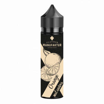 Orange mal anders 20ml Longfill Aroma by Flavour Manufaktur