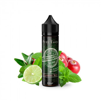 Cranberry Mint 15ml Longfill Aroma by Flavour54