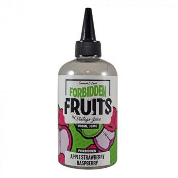 Apple Srawberry Raspberry 200ml Shortfill Liquid by Forbidden Fruits