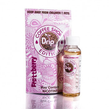 Frattberry PLUS 50ml by The Drip Co. Coffee Edition e Liquid