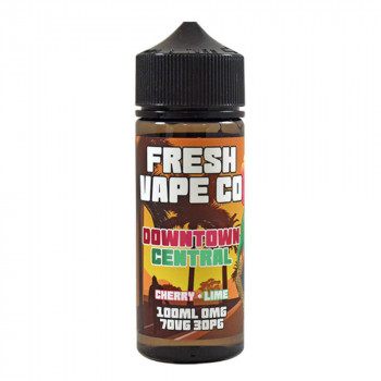 Downtown Central 100ml Shortfill Liquid by Fresh Vape Co.