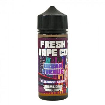 Urban Avenue 100ml Shortfill Liquid by Fresh Vape Co.