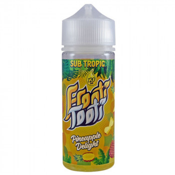 Pineapple Delight 100ml Shortfill Liquid by Frooti Tooti