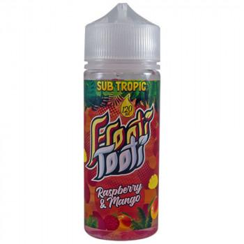 Raspberry Mango 100ml Shortfill Liquid by Frooti Tooti