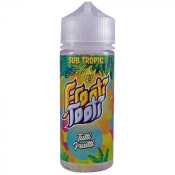 Tutti Frutti 100ml Shortfill Liquid by Frooti Tooti