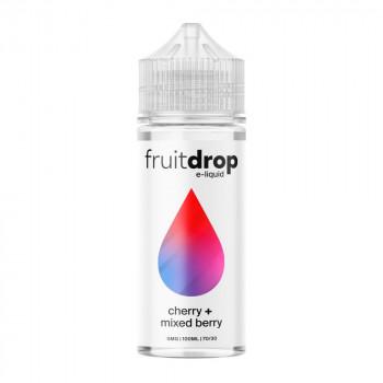 Fruit Drop - Cherry, Mixed Berry 100ml Shortfill Liquid by Drop E-Liquid
