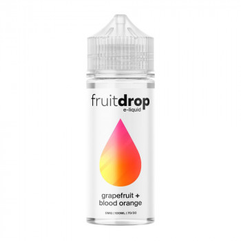 Fruit Drop - Grapefruit, Blood Orange 100ml Shortfill Liquid by Drop E-Liquid