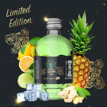 Green Aroma Skull Limited Edition 50ml by Full Moon