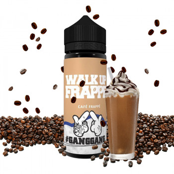 Walk up Frappe 100ml Shortfill Liquid by #GangGang