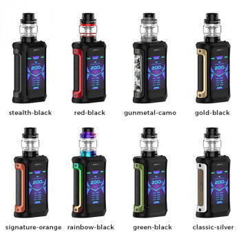 GeekVape Aegis X 5,5ml 200W TC Kit