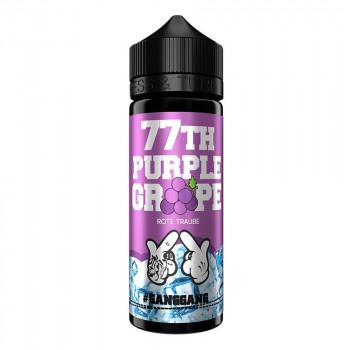 77th Purple Grape Ice 20ml Longfill Aroma by #GangGang