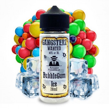 Bubble Gum ICE 30ml Longfill Aroma by Gangsterz