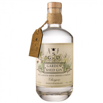 Garden Shed London Dry Gin 45% Vol. 700ml