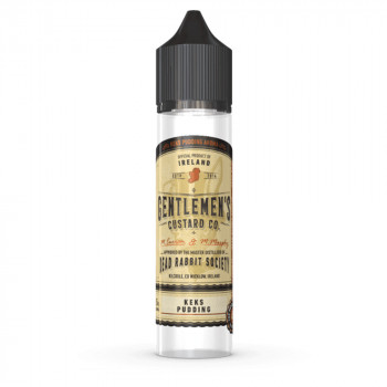 Keks Pudding 15ml Longfill Aroma by Gentlemen's Custard