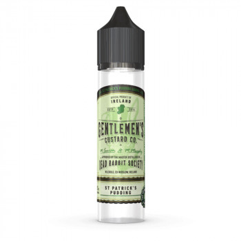 St. Patrick's Pudding 15ml Longfill Aroma by Gentlemen's Custard