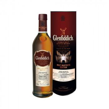 Glenfiddich Single Malt Scotch Whisky – Malt Master's Edition 43% Vol. 700ml