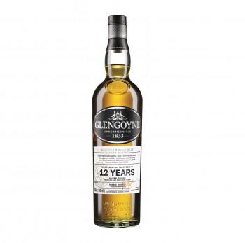 Glengoyne 12 Jahre Single Malt Scotch Whisky 43% Vol. 700ml