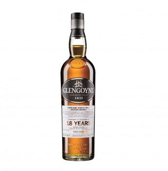 Glengoyne 18 Jahre Single Malt Scotch Whisky 43% Vol. 700ml