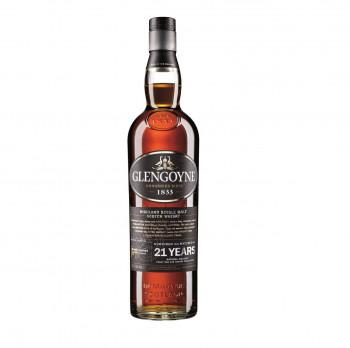 Glengoyne 21 Jahre Single Malt Scotch Whisky 43% Vol. 700ml
