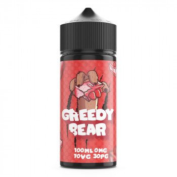 Chubby Cheesecake 100ml Shortfill Liquid by Greedy Bear