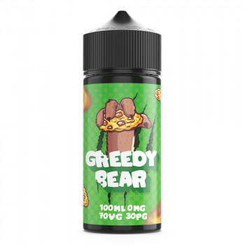 Cookie Cravings 100ml Shortfill Liquid by Greedy Bear