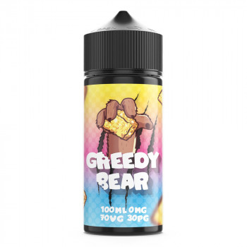 Marshmallow Madness 100ml Shortfill Liquid by Greedy Bear