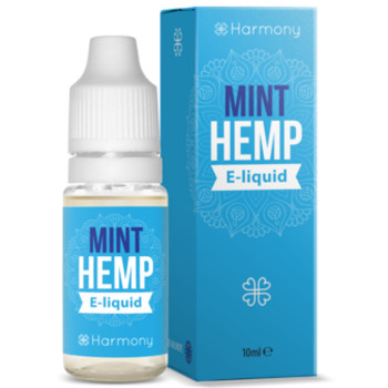 Maroccan Mint 10ml CBD Liquid by Harmony