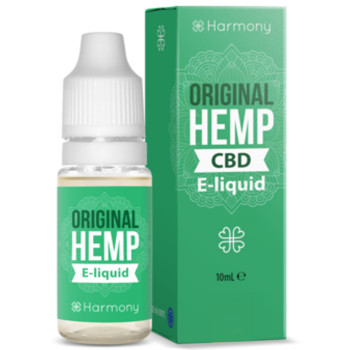 Original Hemp 10ml CBD Liquid by Harmony