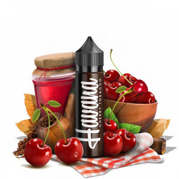 Havana Juice Co. - Cherry Tobacco PLUS 100ml e Liquid by Humble