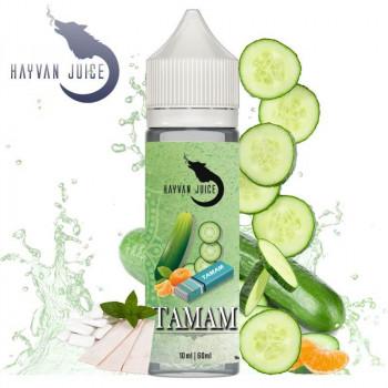 Tamam 10ml Longfill Aroma by Hayvan Juice