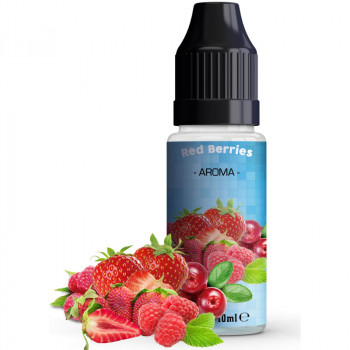 Red Berries 10ml Aroma by Hogshead Taste
