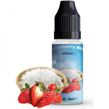 Strawberry Rice 10ml Aroma by Hogshead Taste