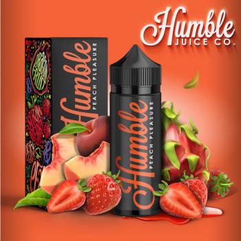 Peach Pleasure (100ml) Shortfill e Liquid by Humble Juice
