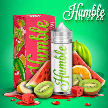 HUMBLE JUICE - Pee Wee Kiwi PLUS 100ml eLiquid