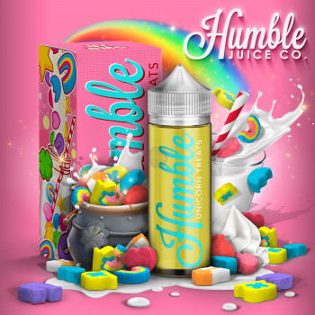 HUMBLE JUICE - Unicorn Treats PLUS 100ml eLiquid