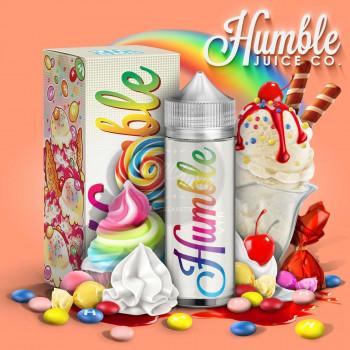 HUMBLE JUICE - Vape The Rainbow PLUS 100ml eLiquid MHD 09/19