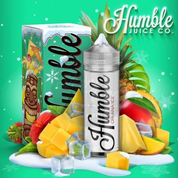 HUMBLE JUICE - Oh-Ana ICE PLUS 100ml eLiquid MHD Ware