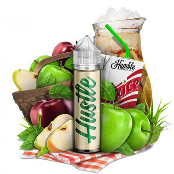 24-7 (50ml) Plus e Liquid by Hustle Juice Co.