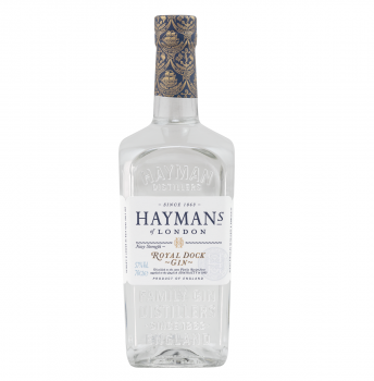 Hayman´s Royal Dock Gin 57% 700ml