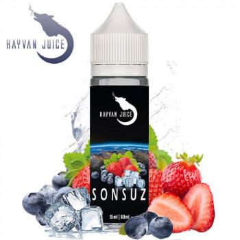 Sonsuz 15ml Longfill Aroma by Hayvan Juice